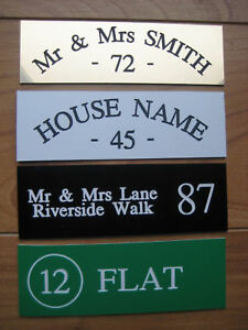 Horse Stable Shed Barn name plates 200x60 ENGRAVED SO WILL NOT RUB OFF OR FADE