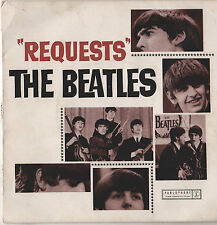 "The Beatles - REQUESTS - 7"" EP c1964"