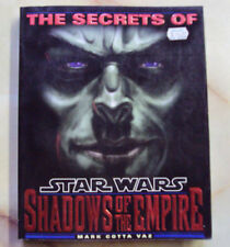 SECRETS OF STAR WARS SHADOWS OF THE EMPIRE BOOK