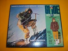 RARE 1968 GIJOE SAILOR DEEP FREEZE 7623 PHOTO BOX MINT BOX, 2 SETS CONTENT 1964
