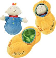 Snuggle Pods Peanut Plush Baby Toy Manhattan Toy NEW