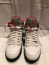 Air Jordan 5 Retro Fire Red 2013