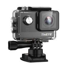 """ThiEye T5e WiFi 4K 30fps Sports Action Camera 12Mp 2"""" Tft Lcd Time-Lapse Videos"""