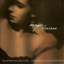 "MAGOS HERRERA ""Orquideas Susurrantes""  NEW CD (Feb 2000, Opcion Sonica)"