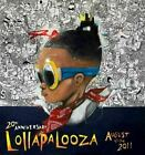 Lollapalooza - 2011 Hebru Brantley Numbered Edition Poster