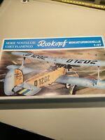 Roskopf 6706 UDET U12 Flamingo Kunstflugzeug Modell NEU OVP