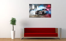 """NISSAN 370Z NISMO GUMBALL PRINT WALL POSTER PICTURE 33.1""""x20.7"""""""