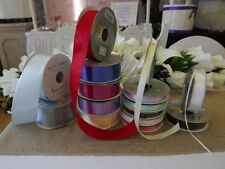 Satin Wedding Ribbons & Bows