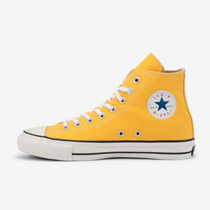 ALL STAR 100 HRGN HI YELLOW CHUCK TAYLOR Japan Limited Japanese