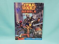 Star Wars Rebels Sticker Sammelalbum Album Leeralbum Neu