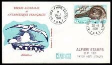 FSAT / TAAF 1978 Sc.72 Albatross FDC.