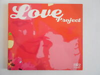 LOVE PROJECT - LA COMPIL MK2 DE MUSIQUE D'AMOUR ||  CD ALBUM | PORT 0€