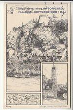 Zwischenkriegszeit (1918-39) Künstler Ansichtskarten aus Österreich