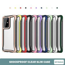 Samsung Galaxy S20 Ultra S10 S10e Note10 Plus Case Shockproof Clear Hybrid Cover