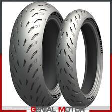 Michelin Pilot Power 5 1207017 1805517 Gomme Moto Pneumatici Radiali DOT 2019
