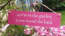 Farmhouse Rectangle Custom Made Decorative Plaques & Signs
