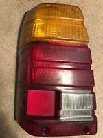 1980 1984 Subaru DL GL Wagon LH Tail Light Lens Housing OEM Drivers Brake 1557