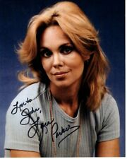 Lara Parker Autographed Signed Photograph - To John