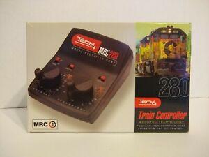 MRC 280 HO Tech 4 Dual Power Transformer Train Controller Accutec Technology