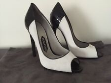 Tom Ford Open Toe Heels Size 38