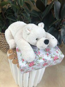 Thaw 4 Charlie Bears Plush Polar Bear 2020 Bearhouse Collection Soft Toy