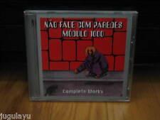 MODULO 1000 COMPLETE WORKS LTD 500 COPIES 17TRKS RARE OOP CD