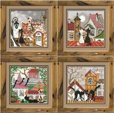 4 kits: 610 Winter, 611 Spring, 612 Summer and 613 Autumn. NEW