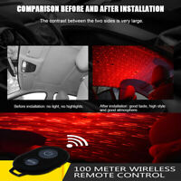 Car Atmosphere Lamp Interior Ambient Star Light - Romantic Decoration