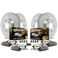 Power Stop K6268-36 Disc Brake Pad And Rotor Kit Front Rear For 15-18 F-150 NEW