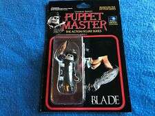 "ReAnimation Blade Puppet Master Full Moon 3"" ACTION FIGURE Series One"