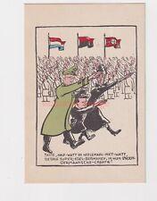 NETHERLANDS ANTI-NAZI PROPAGANDA GERMAN HILTER YOUTH SALUTE COMMANDERS WWII - 17