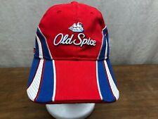 NASCAR CHASE AUTHENTICS OLD SPICE #14 TONY STEWART ADJUSTABLE STRAPBACK CAP HAT