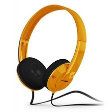 Skullcandy SGURFZ-085 Uprock On-Ear Headphone Orange/Black