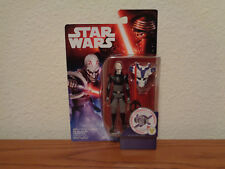 "Star Wars Rebels Sith Inquisitor 3.75"" Figure Space Mission Force Awakens MOC"