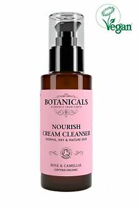 Botanicals Natural Organic Nourish Cream Cleanser 100ml