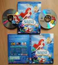 Edition Collector 2 DVD La Petite Sirène Grand classique n°33 Walt Disney