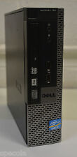 Dell OptiPlex 790 USFF i3-2120 i3 3.30 GHz 4 GB DDR3 250 GB HDD Win 7 Pro 64