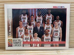 1992 Hoops Team USA Dream Team Mint