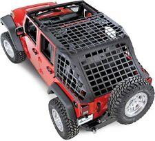 2007-2017 Jeep Wrangler Unlimited 4 Door Cargo Restraint System CRES