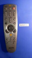 Original Sanyo CXGD PROJECTOR Remote Control for Sanyo PLCXU22N