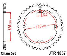 Stahl Kettenrad 45 Zähne - 520 Teilung Yamaha YFZ 450 RD AJ42W 2013