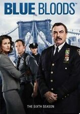 Blue Bloods The Sixth Season - 6 Disc Set (2016 DVD New)
