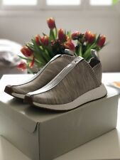 Adidas Consortium x KITH x Naked NMD CS2 DS US9.5 Ronnie Fieg Boost Beige