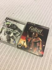 Tom Clancy's Splinter Cell: Blacklist + Fallout: New Vegas (PS3/PlayStation 3)