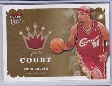 Drew Gooden 2006-07 FLEER ULTRA Jersey Card Card #KK-DG
