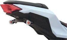 Carene, code e puntali nero posteriore per moto Kawasaki