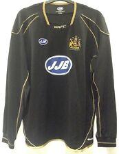 Wigan Athletic JJB Lejos Camiseta De Fútbol Talla Xl Manga Larga