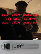 LL COOL J,RAPPER,ACTOR,SIGNED,AUTOGRAPHED,MICROPHONE,MIC,COA,WITH EXACT PROOF