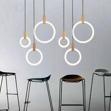 Modern Pendant Light Office Chandelier Lighting Room Lamp Bar LED Ceiling Lights
