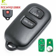 Remote Control Key Fob for Toyota FJ Cruiser Highlander RAV-4 Prius FCC:HYQ12BBX